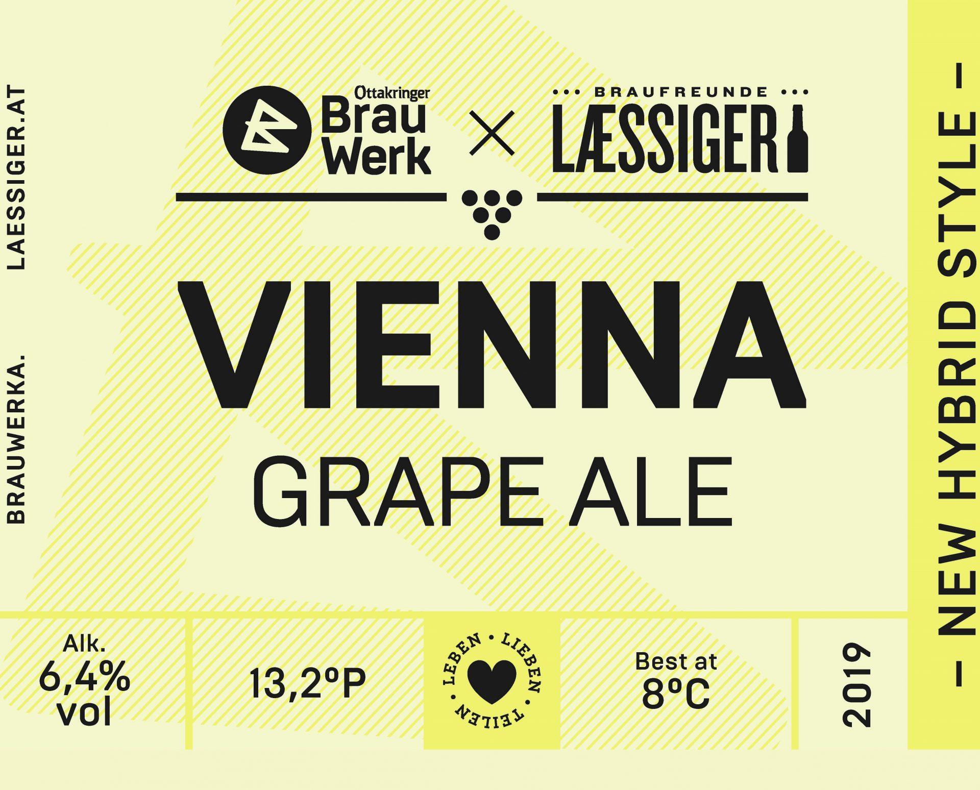 VIENNA GRAPE ALE